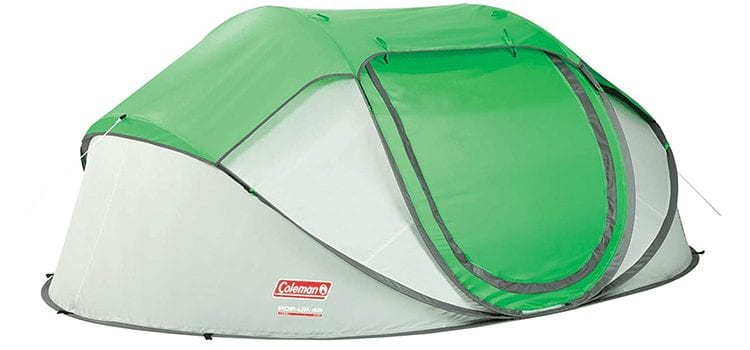 Coleman 4-Person Pop-Up Tent