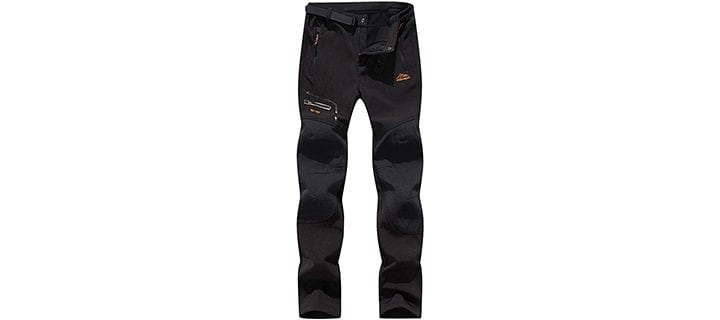 BenBoy Women's Outdoor Snow Ski Hiking Pants