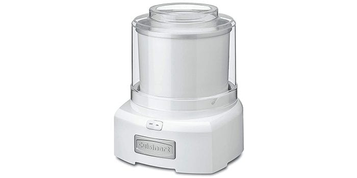 Cuisinart 15 Quart Frozen Yogurt-Ice Cream Maker